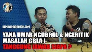 Yana Umar vs Anggota DPRD Kritik GBLA, Tanggung Jawab Siapa?