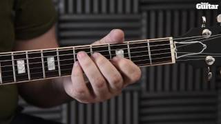 Guitar Lesson: Learn how to play Beatles - Taxman