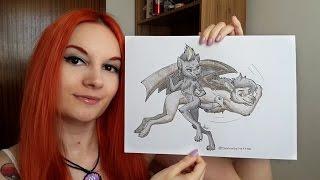 ENCARGO | Dibujando Pareja Furry