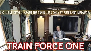 Putin's Top Secret Train! Russian Journo Managed To Achieve Impossible And Got A Ride On TRAIN ONE!