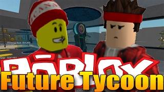 MÁME VLASTNÍ DĚTI! - Roblox Future Tycoon #1 w/Rider!