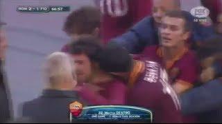 Roma Vs Fiorentina 2-1   Roma 2-1 Fiorentina   All Goals - Ampia Sintesi   Serie A   8/12/2013