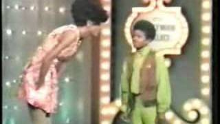 Diana Ross and Michael Jackson in 1969 - RARE
