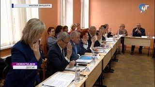 Николай Маслов избран главой Маловишерского района
