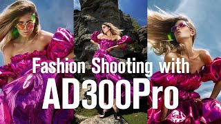 Godox: Fashion Photography With #AD300Pro