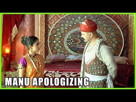 Jhansi Ki Rani: Manu Excepting Her Flaws, Apologies To Father | New Drama Ahead