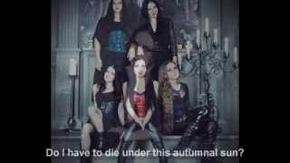 Blackthorn - Sister September (Anorexia Nervosa cover) (lyrics)