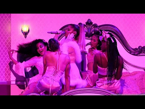 Ariana Grande - 7rings ( Live At GRAMMY'S 2020 )