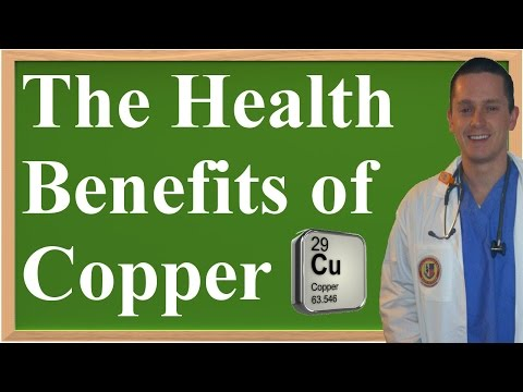 Video The Health Benefits of Copper