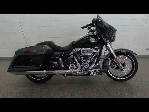 2021 Harley-Davidson Street Glide FLHXS