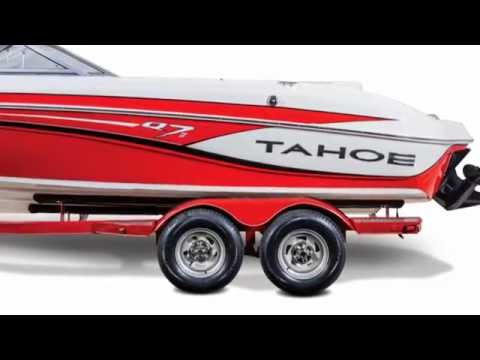 TAHOE Boats: 2015 Q7i Runabout Boat