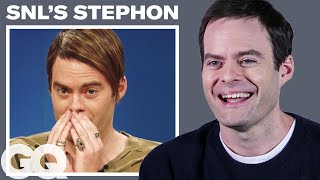 Bill Hader Breaks Down His 9 Best Roles | GQ