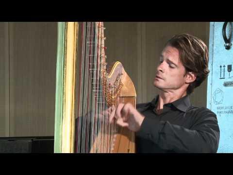 Um Clássico Espanhol Tocado Pelo Harpista Xavier de Maistre