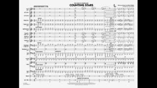 Counting Stars by Ryan Tedder/arr. John Berry
