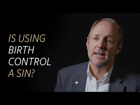 Is using birth control a sin?