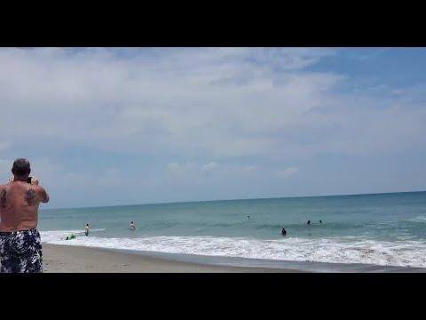 Φλόριντα: Αεροσκάφος έπεσε στη θάλασσα, σε παραλία με λουόμενους