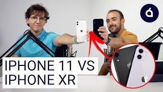 iPhone 11 vs iPhone XR ¿qué teléfono comprar? | La opinión de los expertos
