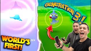 Download Youtube: CATCHING *FIRST EVER GEN 3 POKÉMON* IN POKÉMON GO! GEN 3 HALLOWEEN UPDATE IS HERE!