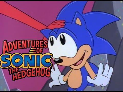 Adventures of Sonic the Hedgehog 103 - Lovesick Sonic
