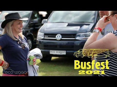 Busfest 2021 enjoyed by Ecowagon – The Worlds Biggest VW Transporter Festival