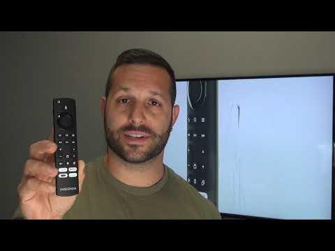 INSIGNIA NSRCFNA21 Fire TV Remote Control