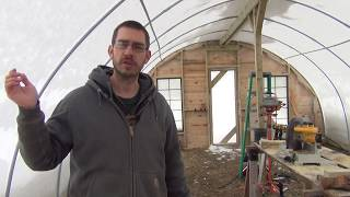 Before You Build A GREENHOUSE Watch This