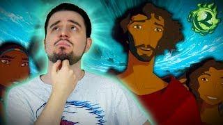 Принц Египта - когда DreamWorks пытался снимать ИСКУССТВО
