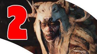 THAT FOOL IS CRAZY!! - Far Cry Primal Gameplay Walkthrough Pt.2