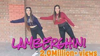 Lamberghini I The Doorbeen ft. Ragini I Jasmeet Ft. Ramneet | Jasmeet Kaur Choreography |