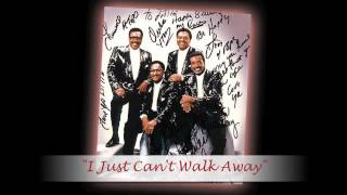 The Four Tops - I Just Can't Walk Away