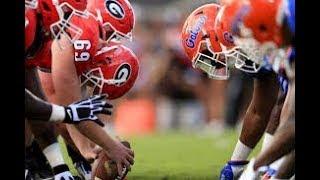 Florida Gators vs. Georgia 2017 Hype Video    WE READY   