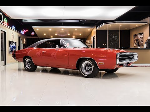 Video of '70 Charger - QFXD