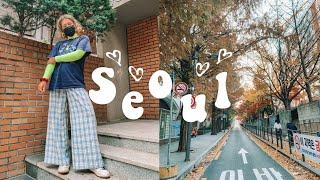 한국VLOG : 나의 생산적인 하루(한국에서 스키케어 루틴 & BTS 래빗홀)