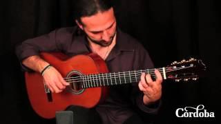 Cordoba Luthier C9 Cedar Top Classical Guitar