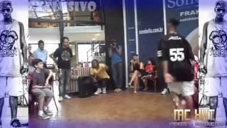 GAMBA REI DO PASSINHO VIDEO EXCLUSIVO PARTE 2