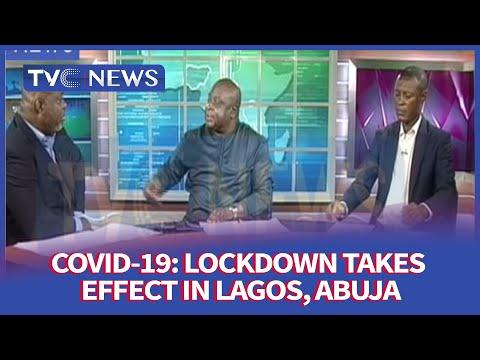 14-day lockdown to contain Coronavirus takes effect in Lagos