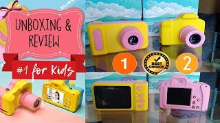 Best Kids Cameras | Mini Camera Unboxing and Review
