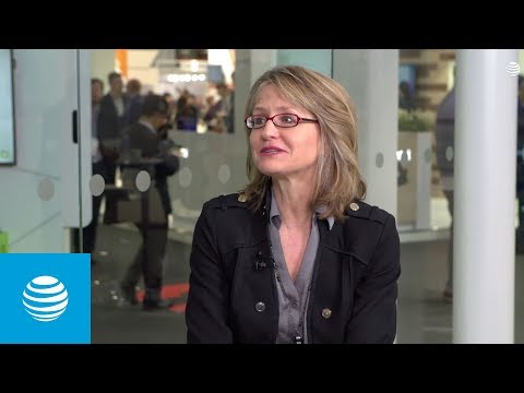 Women in Tech: Encouraging Women to Pursue a Career in Technology | AT&T -youtubevideotext