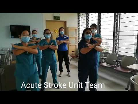 Neuro Team Rocks the Global Dance Chain challenge