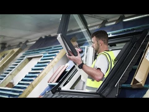 Velux Product and Installation Training at Roofing Training Academy | JJ Roofing Supplies