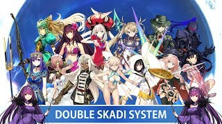 Paris  - (Fate/Grand Order) - 【FGO】Double Skadi System Compatible Servants Demonstration and Tier List【Fate/Grand Order】