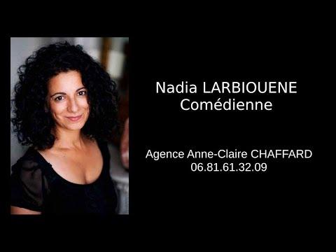 Bande démo Nadia LARBIOUENE 2021