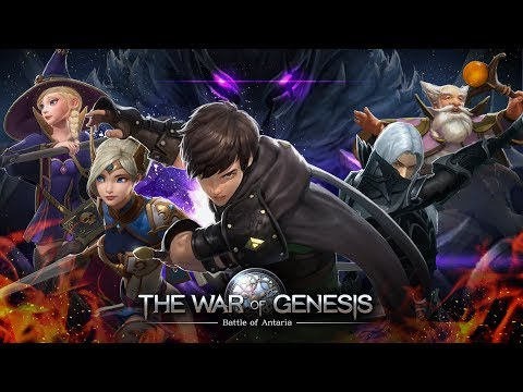 Vídeo do The War of Genesis: Battle of Antaria