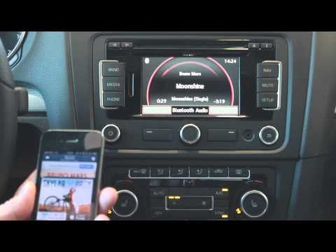 How to set up the Volkswagen Navigation System | McDonald VW