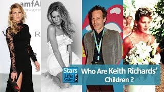 Who Are Keith Richards