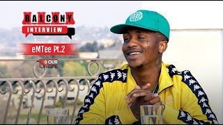 Emtee Speaks Maturity, The Label & The Future On Part 2 Of The Balcony Interview