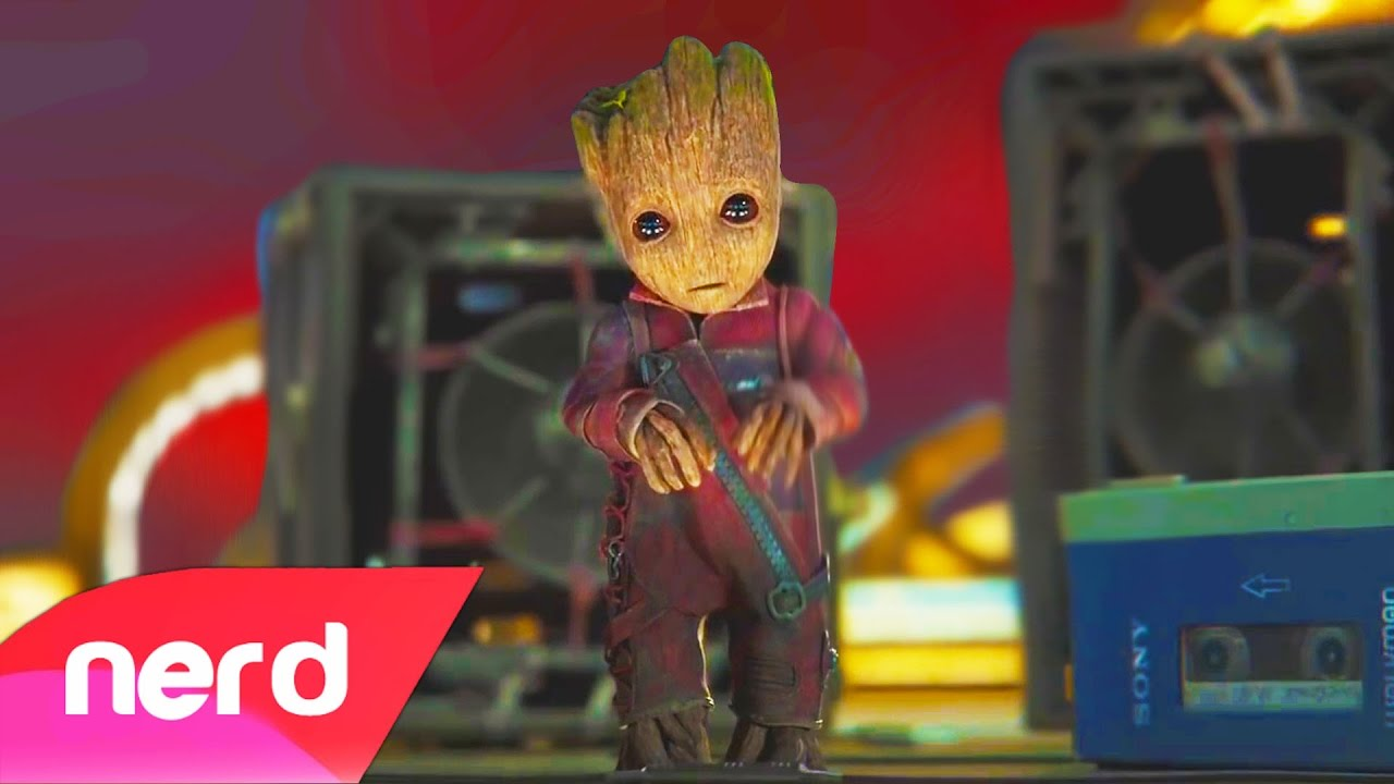 Guardians Of The Galaxy 2 Song | We Save The Galaxy