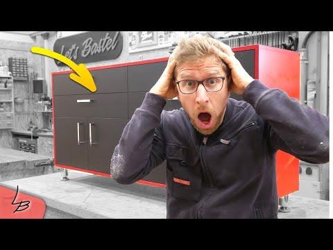 #1 Ich hasse dieses Projekt!!! | Sideboard selber bauen | Lets Bastel