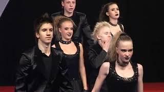Рок тусовка. Чемпионат Мира по танцевальному шоу,Германия 2009 год.