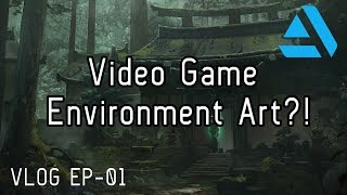 Creating Game Art Environments: Planning A UE4 Environment - ArtStation Challenge | VLOG EP.001